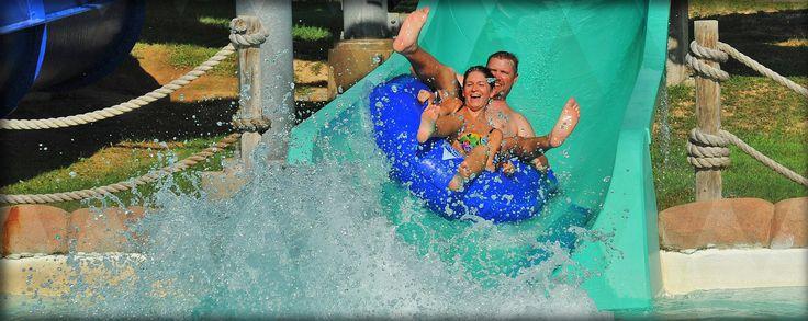 Hawaiian Falls Waterparks :: Camp Counselor