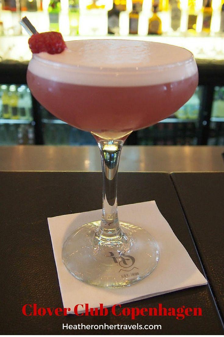Read how to make New Nordic Cocktails in Copenhagen at Kurhotel Skodsborg