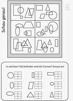 Lernstübchen: Raum-Lagebeziehung (5)