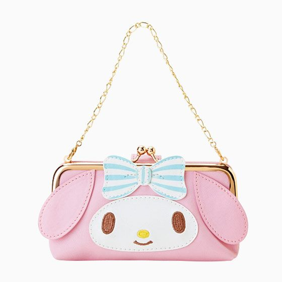 #MyMelody pouch for iPhone 6 ♪(*^^)o∀*∀o(^^*)♪ マイメロディ iPhone 6 ケース | グッズ | サンリオ