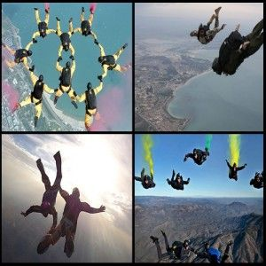 Sky Diving @ Extreme Corporate Adventures