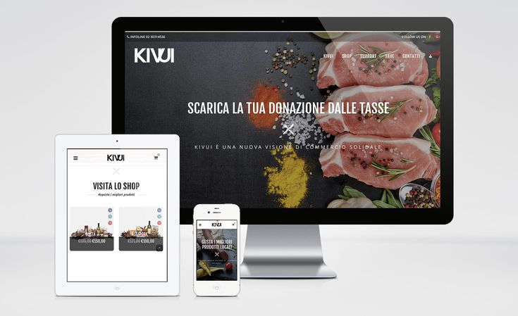 #Website for kivui - by #ElevenDots    We developed the website, filled with original #copywriting contents based on #communication strategies. Moreover this website indexed with the Search Engine Optimization (#SEO activity).
