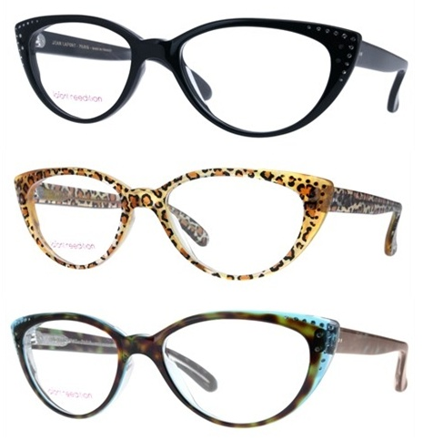 "Lafont Reedition Eyewear ""Greta"" - anything leopard...WE love! Lafont = handmade to perfection!"