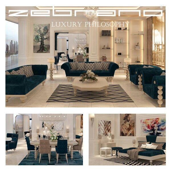 Sentinus zebrano mobilya yeni koleksiyonu pinterest for Mobilya wedding