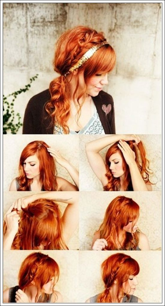 55 Attractive Side Ponytail Hairstyles For Girls