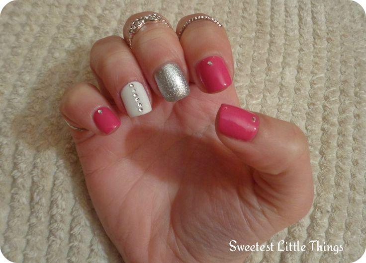 As minhas unhas - Fevereiro ♥