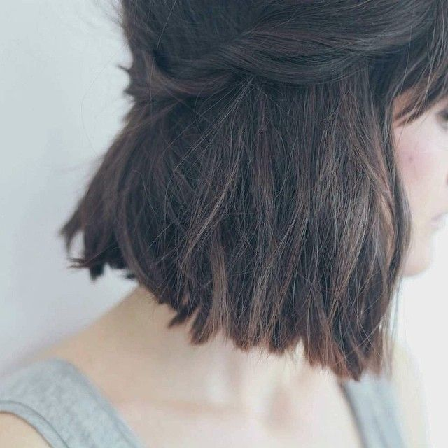 treasuresandtravels: A few tips and hairstyle inspiration for us short haired folk on the blog today // link in profile