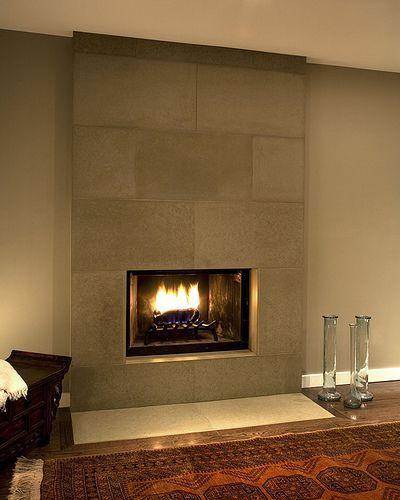 Las 25 mejores ideas sobre chimeneas modernas en - Ideas de chimeneas ...