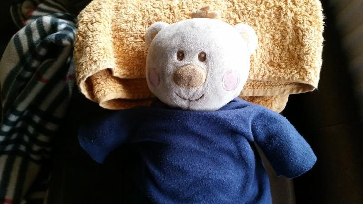 "Lost on 01 Aug. 2015 @ Manchester Airport Terminal 3 Departure lounge. Hi. My daughter lost her teddy bear ""Molly"" on Saturday 1st August at around 4-5pm at Manchester Airport Terminal 3 Departure lounge. She believes that she last had her at the gate before boarding ... Visit: https://whiteboomerang.com/lostteddy/msg/tuq1cv (Posted by Victoria on 18 Aug. 2015)"