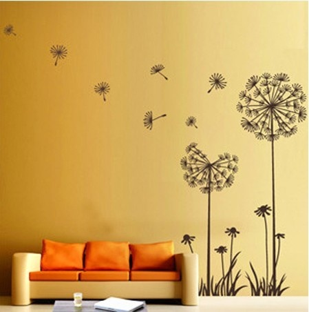 30 best fab wall stickers images on pinterest tree wall for Best brand of paint for kitchen cabinets with cherry blossom canvas wall art