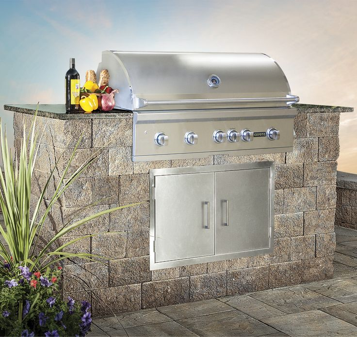 160 Best Cambridge Outdoor Kitchens Images On Pinterest