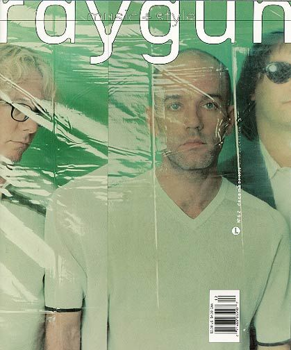 Ray Gun, Dec. 1998 - R.E.M.