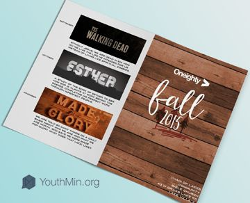 17 best images about youth group on pinterest youth for Youth group calendar template