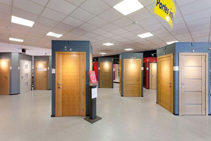 Showroom portes - Gosselies