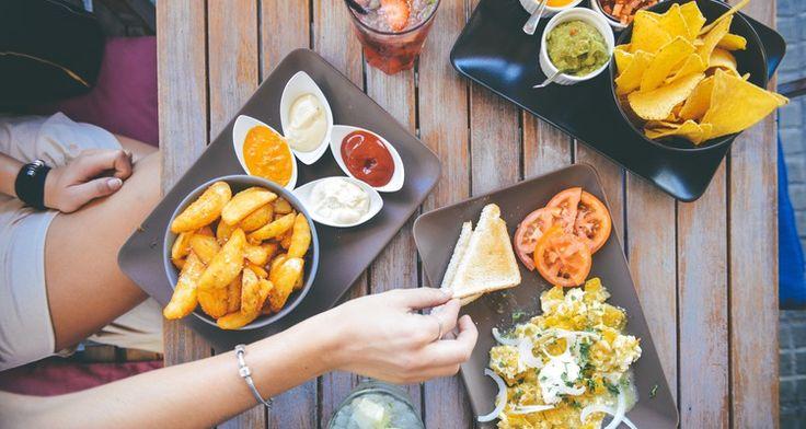 10 tips om te stoppen met overeten