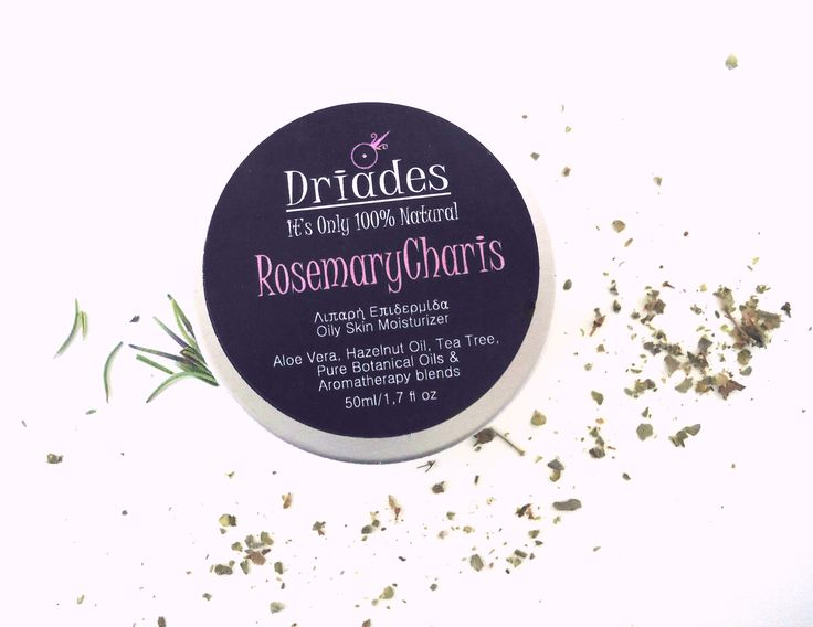 100% natural, Aloe Vera Gel based, daily mattifying moisturizer for oily and prone to acne skin.