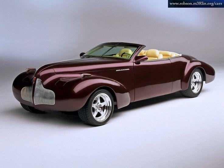 Buick Regal Concept                                                                                                                                                                                 Más