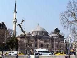 Sinan Pasha Mosque (Turkish: Sinan Paşa Camii) Wikipedia