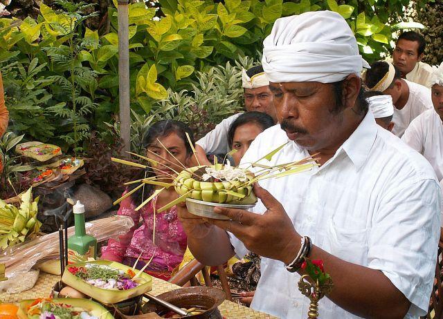 На Бали в полнолуние происходят чудеса