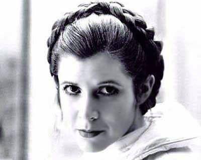 Princess Leia Hairstyles – the Hoth Braid