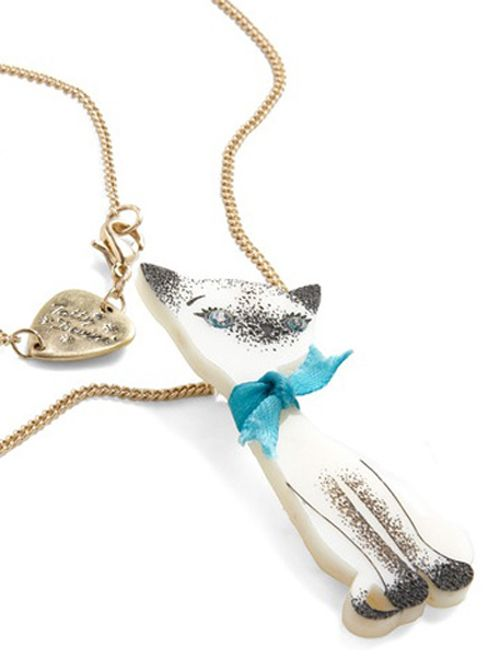Tatty Devine's Cat Jewelry Is Purrfectly Adorable | Catster