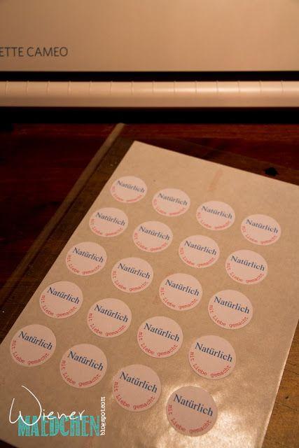 Sticker selbst erstellen // wienermaedchen.blogspot.de