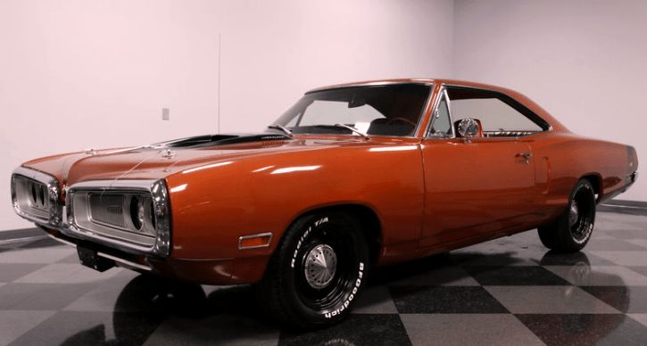 Combining a tough spotless Burnt Orange body, stylish interior and beefy 440 Six Pack motor this 1970 Dodge Coronet Super Bee is nothing but astonishing.