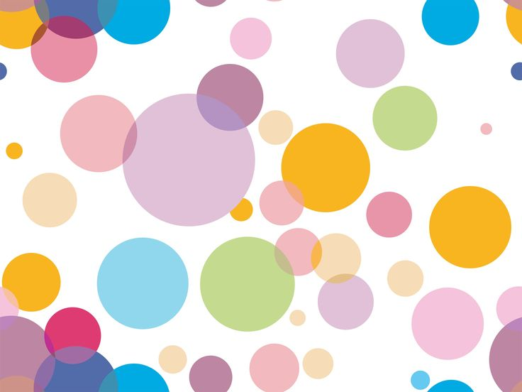 polka dot powerpoint template