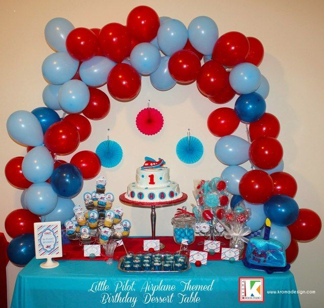 73 best Jacksons 1st Birthday Ideas images on Pinterest Airplane