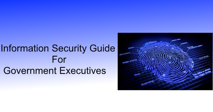Ecommerce solution providers in india: Information Security Guide For Government Executives. #Software outsourcing company India #eCommerce Solution Provider India