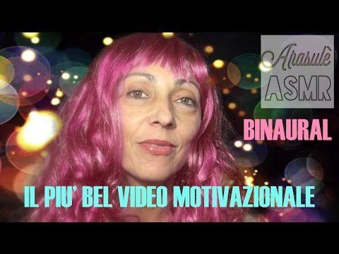 Take a look at my video, folks👇 ❣️YOU ARE BEAUTIFUL ❣️ MOTIVATIONAL Binaural ASMR❣️I'M CARING YOU ENG ...  https://youtube.com/watch?v=WVZbYXJ_bpA