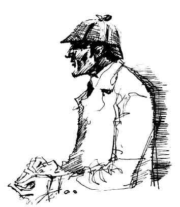 499 best Drawings of Sherlock Holmes images on Pinterest