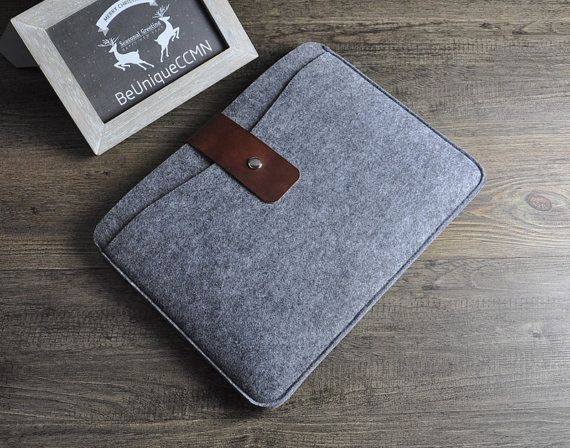 "Felt Sleeve 11"" 12"" inch MacBook Sleeve,13 inch Laptop Sleeve Felt 15"" MacBook Pro Case MacBook Air 13.3"" Cover Macbook 12Inch Sleeve"