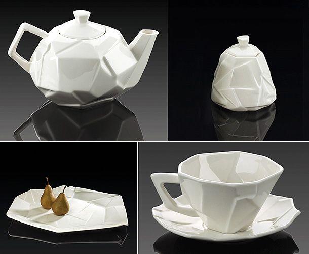 Modern Disposable Tableware Design Ideas