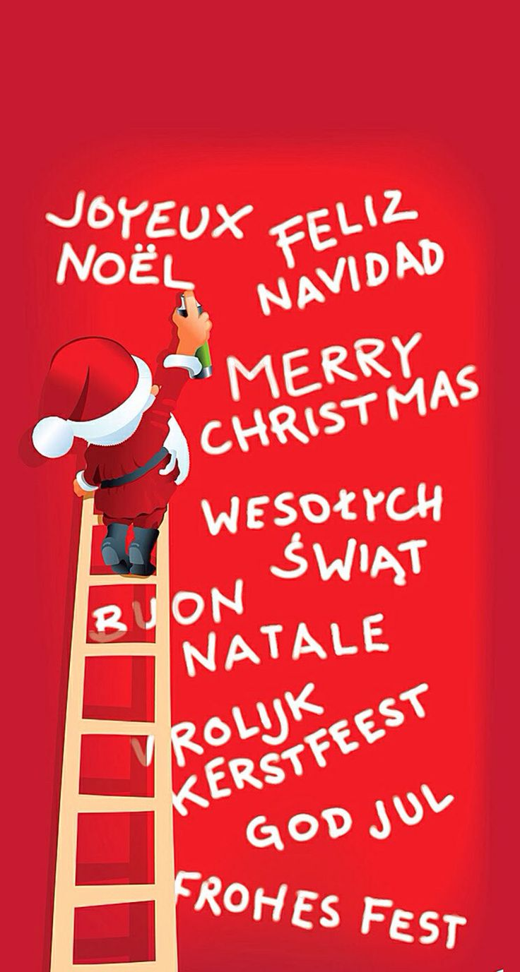 Merry Christmas Different Languages.Merry Christmas Different Languages