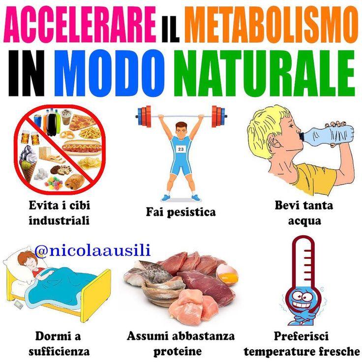 Metabolismo veloce: cause, sintomi e dieta - GreenStyle