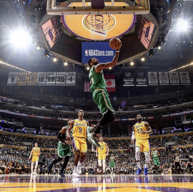 Pin by Logan on Kyrie Kyrie, Celtic, National basketball