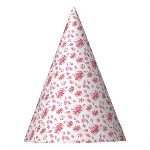 Big Tent Sweets Party Hat