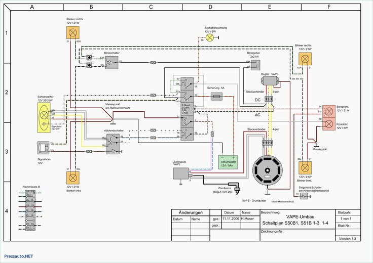 Wiring Diagram for 110cc 4 Wheeler Rate Chinese 110cc atv ...