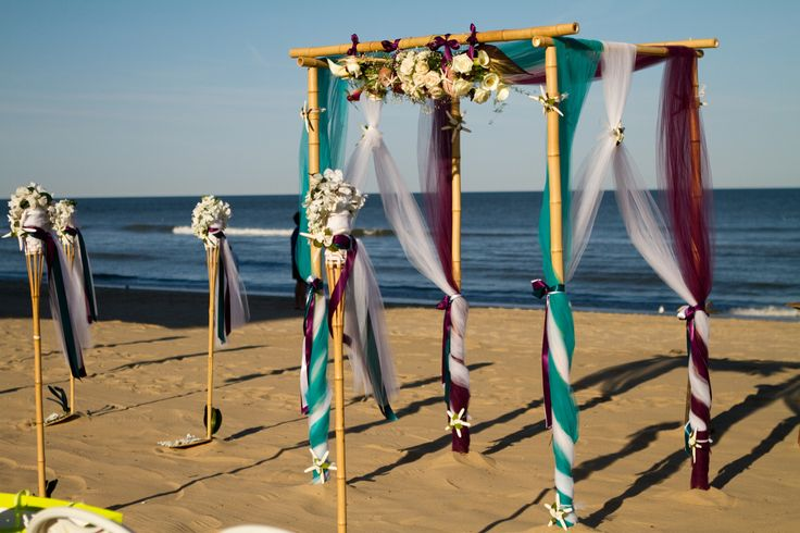 17 Best Ideas About Bamboo Wedding Arch On Pinterest