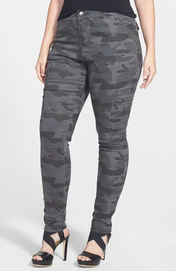 1000  ideas about Plus Size Cargo Pants on Pinterest | Cargo Pants ...