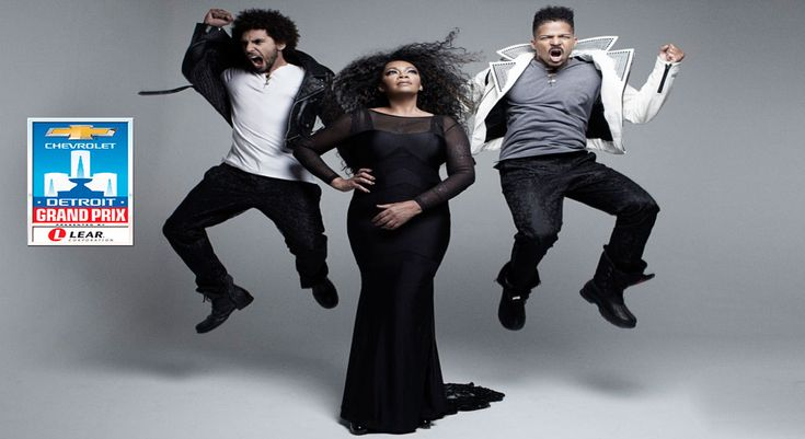 JODY WATLEY FEATURING SHALAMAR RELOADED TO PERFORM SUNDAY, JUNE 4 AT THE CHEVROLET DETROIT GRAND PRIX. The MotorCity Casino Hotel Entertainment