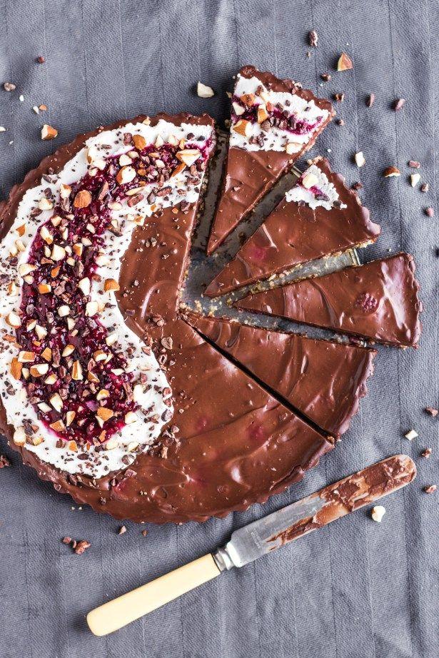 Ervegan Raw Carrot Cake