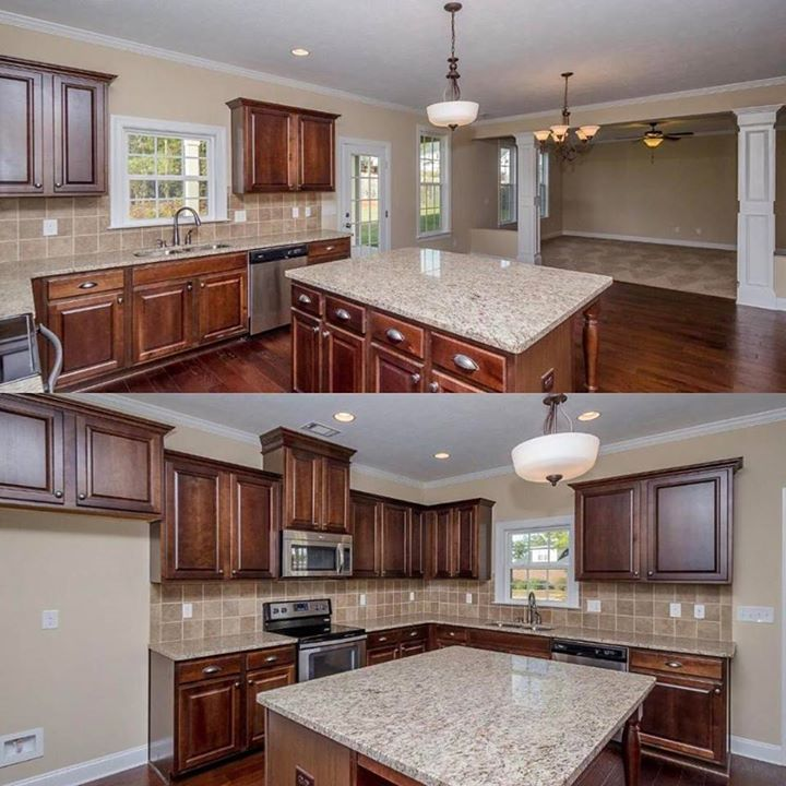 Iveyhomes Kitchen Design Newhome Ivey Homes Is An Award Winning Locally Owned Augusta GA Homebuilder From The Low 100s To