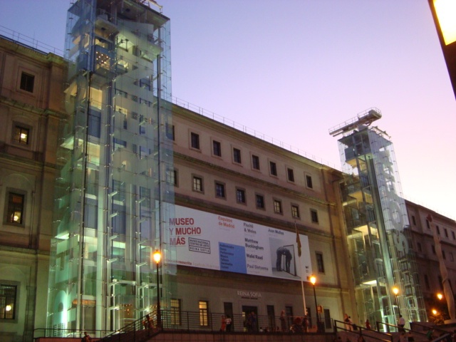 A must visit when in Madrid - Museo Reina Sofia