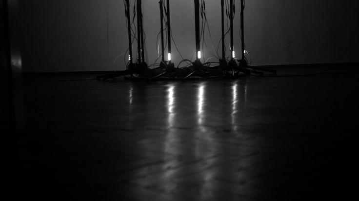 Circulus Stellarum 1.0 - light&music installation coming soon on Resonanz events!