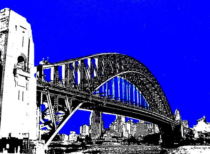 https://flic.kr/p/W6jgqg | australian iconic screen prints on canvas (20) | australian icon pop art screen prints on canvas