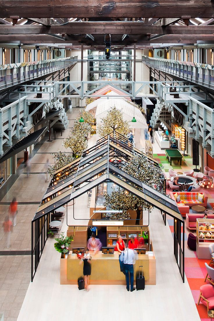 The New Ovolo Hotel In Sydney Looks Amazing A Century Old Wharf Suburb Of Woolloomooloo Has Been Transformed Into