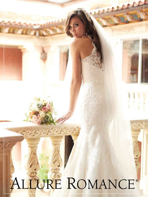 Allure Bridals Romance 2653 By Perfect Fit Premier Bridal Store For The Largest In Stock Collection Of Wedding Dresses Near Flint Saginaw