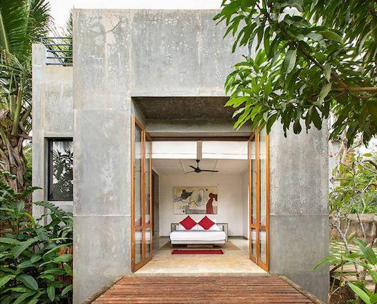 Sri Lanka home from The Modern House